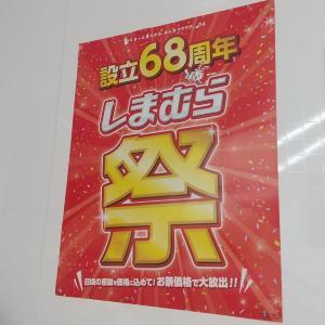 【しまむら祭】衝撃の55円!開店アタックでゲットした戦利品3つ