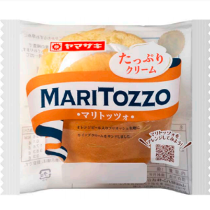 ついにヤマザキから「マリトッツォ」が!いつでも手軽に食べられるって素敵。