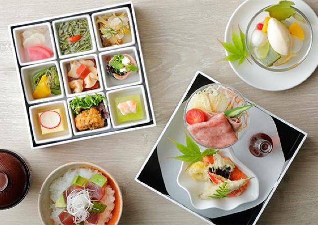 地元食材を生かした夏を感じる和食ランチ