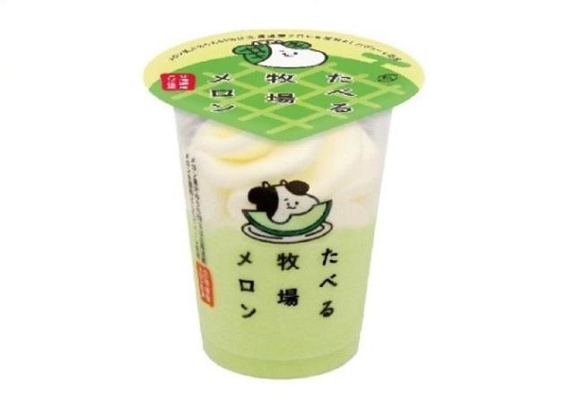 ファミマ「たべぼく」アイスにメロン味キタ!今年は「青肉メロン」で爽やかな味わい。