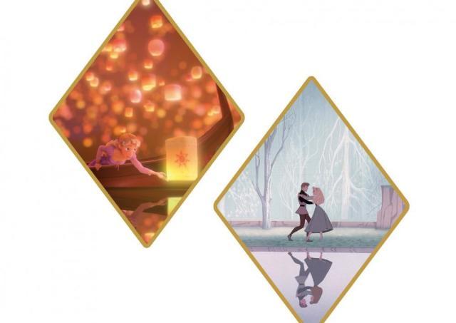 ディズニープリンセスの展示会オリジナルグッズ、オンラインで買えるよ!