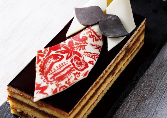 お父さんに日ごろの感謝を。京都ホテルオークラ「父の日ケーキ」