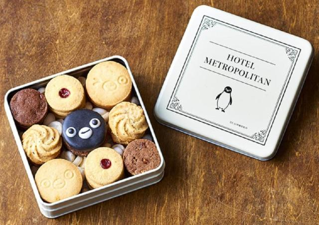 マルシェバッグ付き「Suicaのペンギン」クッキーセットは争奪戦になりそう!