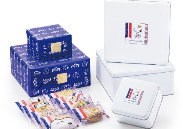 【スヌーピー】缶も個包装も可愛すぎでしょ。ガトーフェスタハラダとコラボは最高!