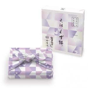 【鬼滅の刃】上品な和モダンデザイン。「藤の花」つながりの和菓子コラボがよき。