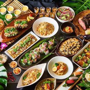 多彩なベトナム料理をディナービュッフェで堪能