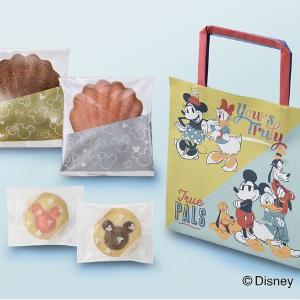 680円で買える可愛い手土産。焼菓子もバッグもディズニー仕様!