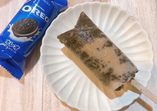 【ズルいレシピ】超簡単なのにめちゃうま!SNSで人気の「オレオアイス」はズボラでも作れる。