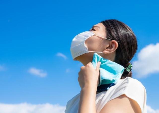 マスクで心配高まる「隠れ熱中症」。子どもの65%が経験
