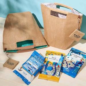 【カルディ】「夏のコーヒーバッグ」はゲットね!ジュート素材のバッグ&ポーチが激カワ