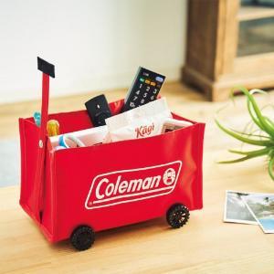 コロコロ動く、コールマンのミニチュアワゴンが付録!890円でゲットできる。