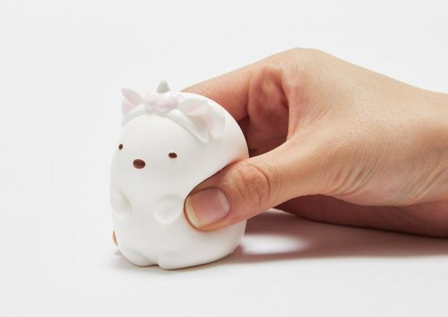すみっコのぷにぷにスクイーズが390円に!ユニクロでお持ち帰りしなきゃ。