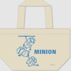 ローソンで「ミニオン」のトートバッグもらえる!先着だから急がなきゃ!