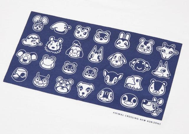 ユニクロ×あつ森アイテムが大幅値下げ!Tシャツもチュニックも500円は買い。
