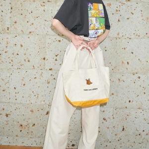 「トムとジェリー」のTシャツやバッグ可愛い!アベイルに大量入荷してるよ~