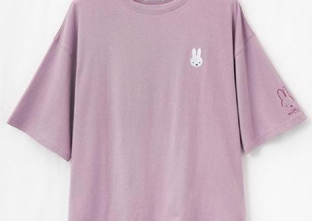 1000円以下で買えるミッフィーTシャツ可愛い。しまむらにキャラアイテムが大集合!