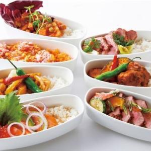 横浜ロイヤルパークホテルにて7種から選べる丼ぶりランチ