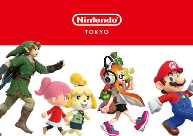 「Nintendo TOKYO」が札幌に上陸!