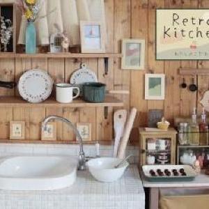 木製ミニ家具や新色ホーローで、お料理が楽しくなるキッチンに!