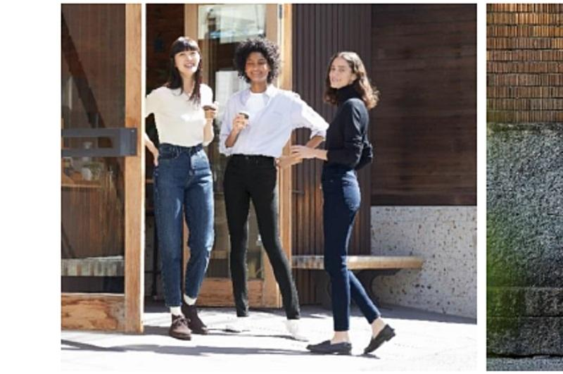ユニクロのジーンズが進化!ウィメンズはユニクロ史上最高の美脚を叶える。
