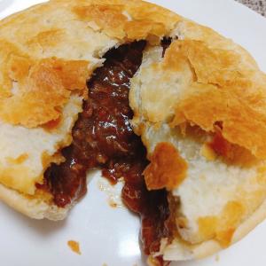 美味いしちょうどいい量。コストコのミートパイ最高じゃん。