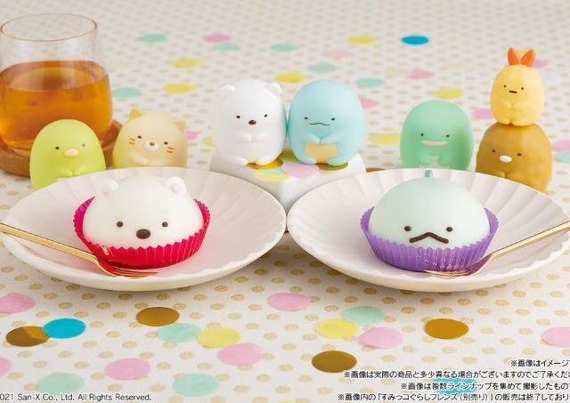 川崎のセブンで出会えたら即お持ち帰りね。すみっコぐらしのケーキが激カワ!