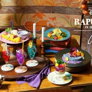 「塔の上のラプンツェル」OH MY CAFEが大阪に期間限定オープン