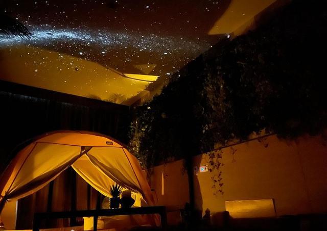 客室で星空グランピングを楽しもう リーガロイヤルホテル京都