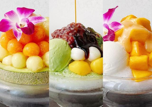 夏のお楽しみ、ウェスティンホテル仙台の特別なかき氷