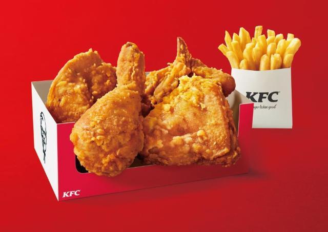 【KFC】最大380円お得!オリジナルキチンとポテトのお得パック見逃さないで~。