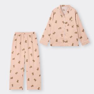 クマさんもネコさんも可愛い!GUの新作パジャマがきゅんです。
