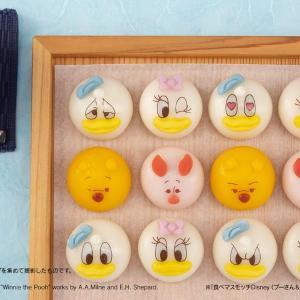 【セブン】可愛すぎて選べない!「ディズニー」の和菓子は全員お持ち帰り案件。