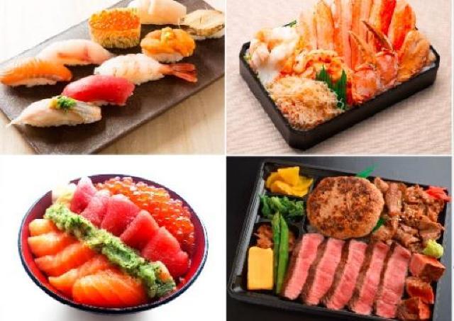 鮭のラーメン、ザンギ、毛がに...北海道より秋の味覚が大集合!