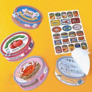 【キャンドゥ】フタを開けるとメッセージカード!レトロな缶詰デザインが刺さりまくりな件。