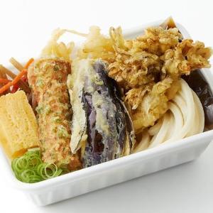 丸亀製麺の人気「うどん弁当」に待望の新作!旬の秋野菜入りは嬉しい。