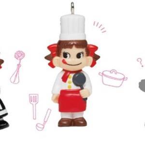 不二家洋菓子店で「ミニミニペコちゃん」もらえる!スイーツと一緒にお迎えしよ。