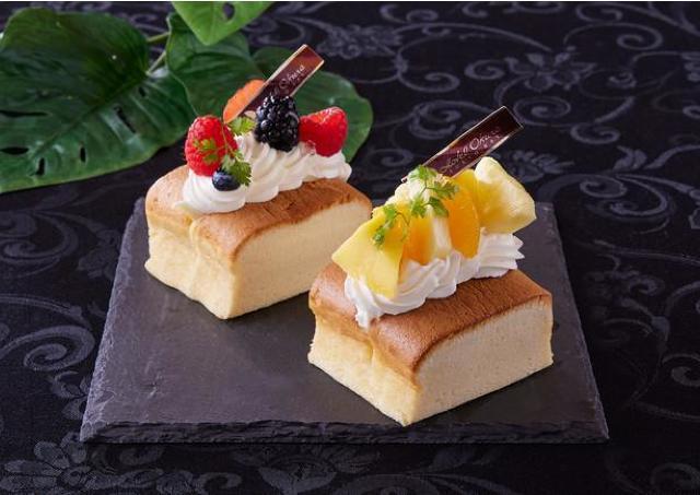 ホテルオークラ東京ベイがトレンドスイーツ「台湾カステラ」を販売