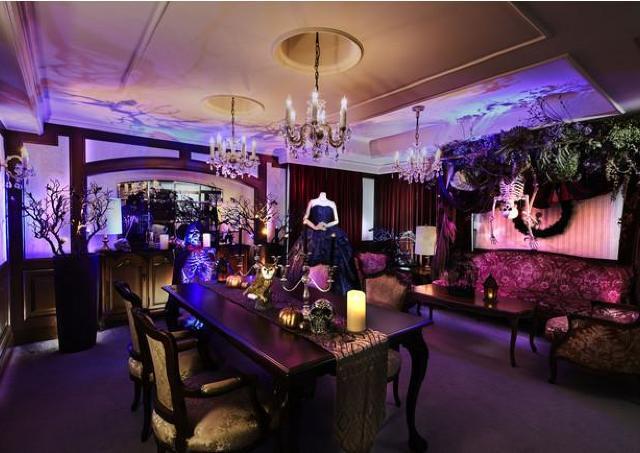 テーマは「恐怖の晩餐会」 リーガロイヤル大阪のハロウィン宿泊プラン