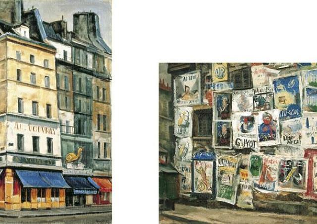 「日本生まれのパリ人」と評された画家・荻須高徳の生誕120周年記念展