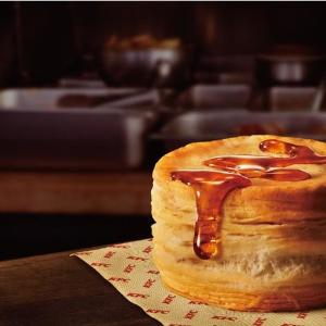 【KFC】「発酵バター入りビスケット」の季節がキター!サクふわ食感を堪能せよ。