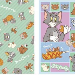 お菓子3つで「トムとジェリー」のノートもらえる!ファミマへGO!