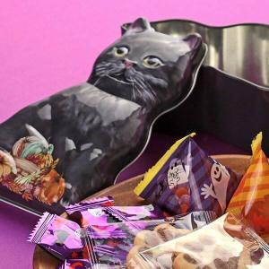 【カルディ】ハロウィン仕様の「ネコ缶」可愛すぎ!小物入れにもぴったりな商品3つ