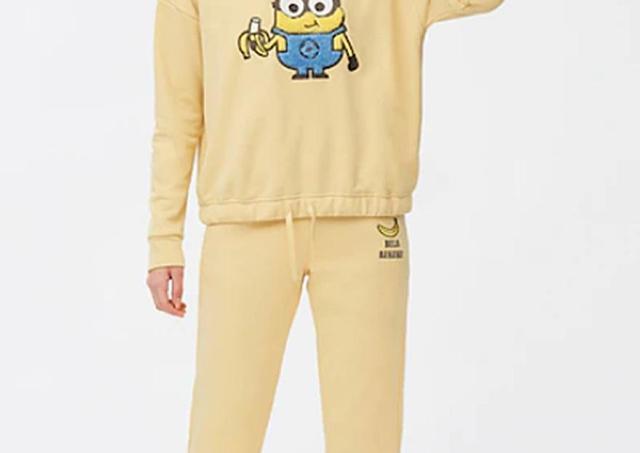 着るだけで気分上がりそう!GU×「ミニオン」のコラボ最高すぎる。