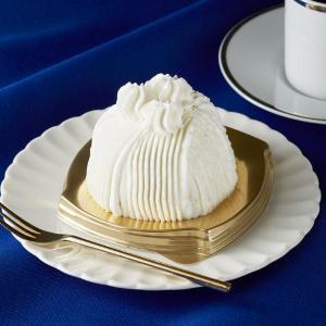 食べてびっくり!中身も豪華なマロンケーキ、ミニストップにあるよ~。