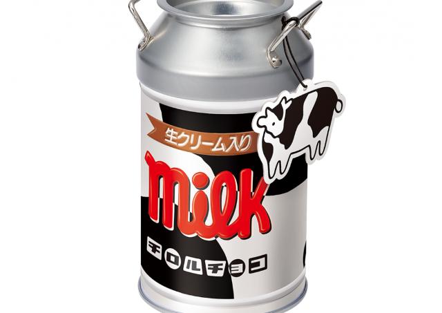 大人気!チロルの「ミルク缶」が復活!今度こそゲットだ~。