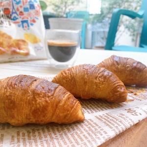 【業務スーパー】「ホテルの朝食レベル」も納得!SNSで評判の「クロワッサン生地」優勝だわ。