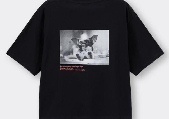 グレムリンTシャツ可愛すぎん?GU×ワーナー・ブラザースのコレクションは必見