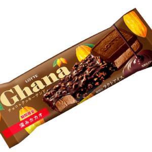 「ガーナ」アイスから新作キタ! 「深みカカオ」なんてチョコ好きのご褒美だ!