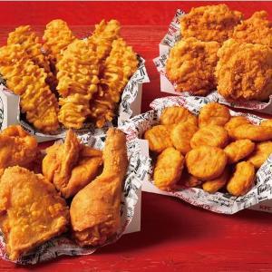 最大1080円もお得。KFCの人気「シェアBOX」で思う存分チキン満喫しよ!