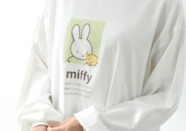 【ハニーズ】ミッフィーTシャツ&トレーナーが可愛すぎ!色違いで揃えたい。